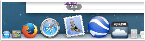 setting up my email with mail for mac os x
